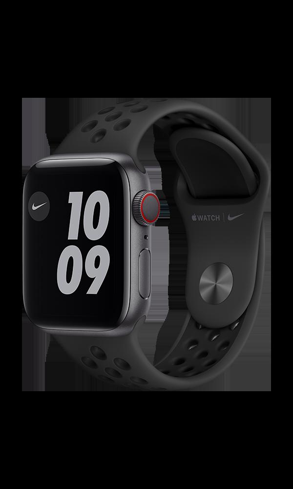 Apple Watch Nike Series 6 (GPS+4G) Cellular 40mm Aluminium