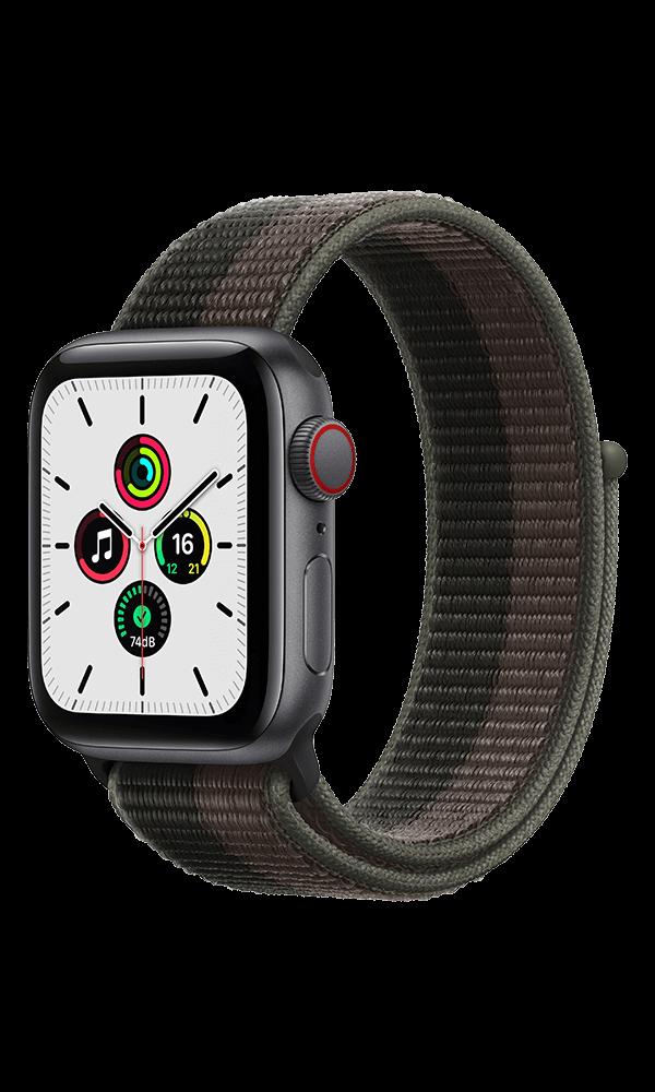 Apple Watch SE (GPS+4G) Cellular 40mm Aluminium