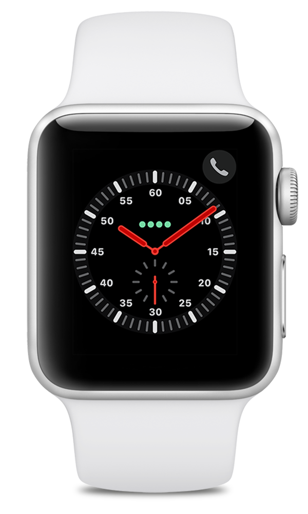 Apple Watch Series 3 (GPS+4G) Cellular 38mm