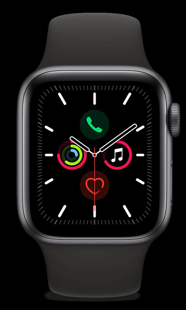 Apple Watch Series 5 (GPS+4G) Cellular 40mm