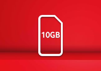 10GB SIM card for £20 Bundle