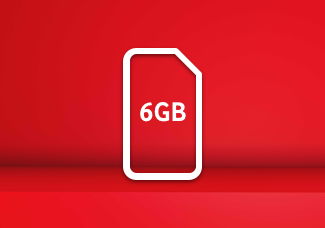 6GB SIM card for £15 Bundle
