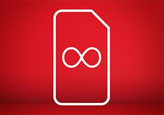 Unlimited SIM card for £40 Bundle