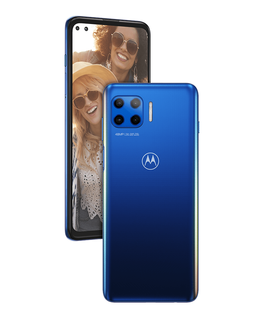 moto g 5G plus Ultra-wide selfie camera system