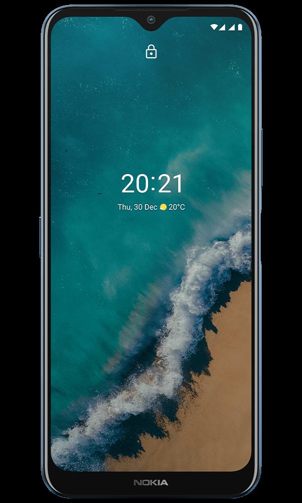Ocean Blue front