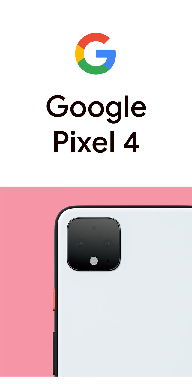 Google Pixel 4 XL deals and contracts from Vodafone