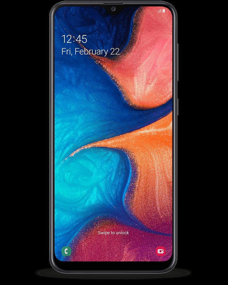 Samsung Galaxy A20e Pay as you go