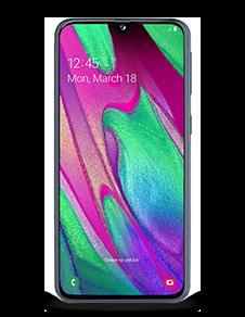 Samsung Galaxy A40 (Like New)