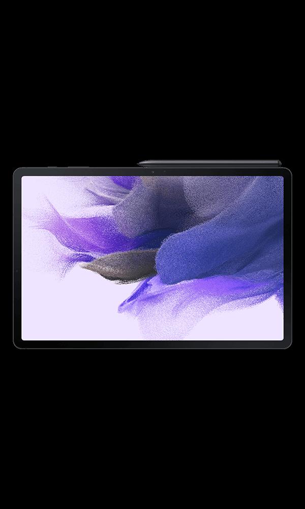 Samsung Galaxy Tab S7 FE 5G with AKG Y500 Headphones