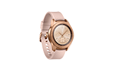 undefined Rose Gold left