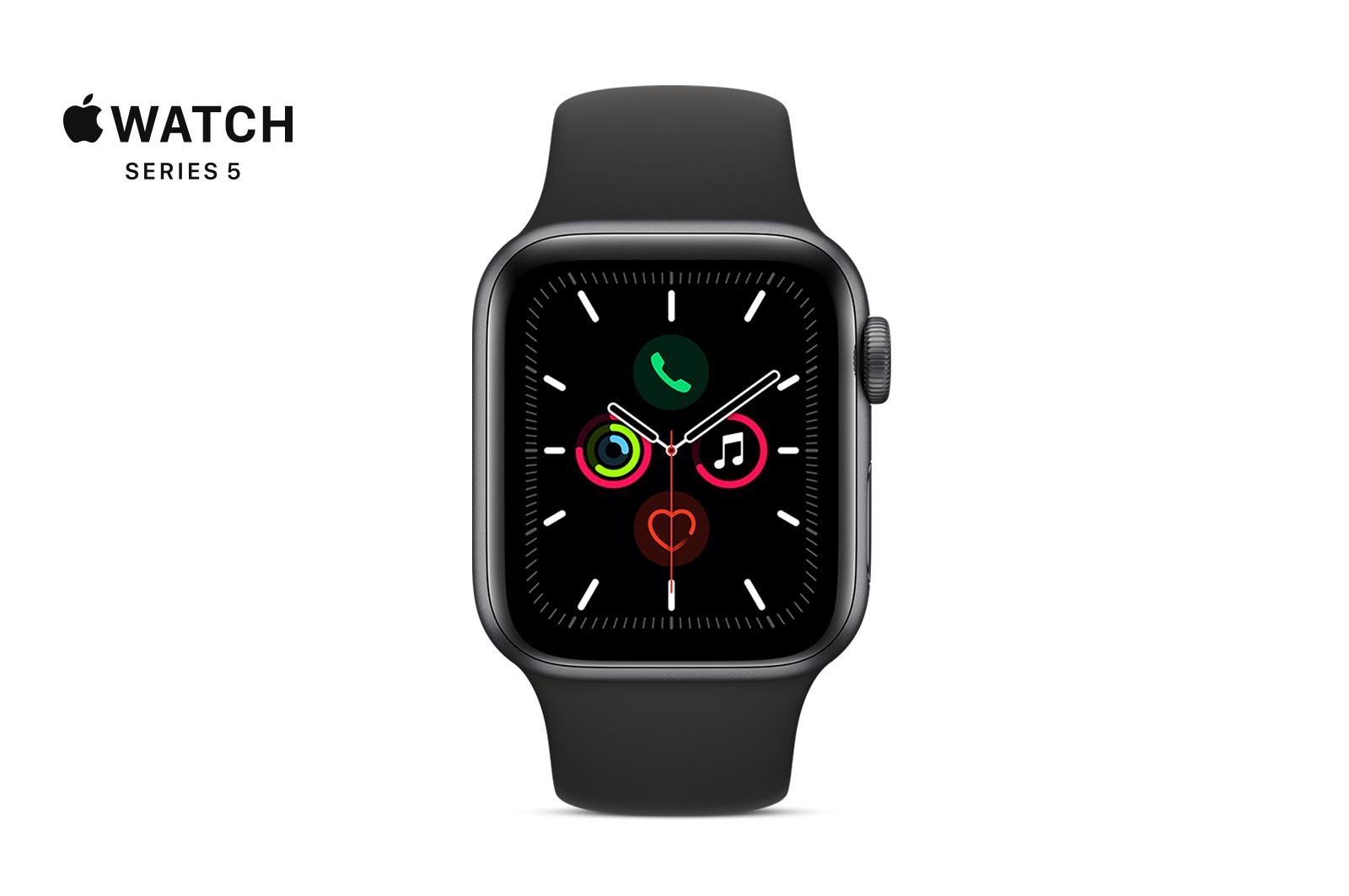 Use Dual SIM with Apple Watch GPS +