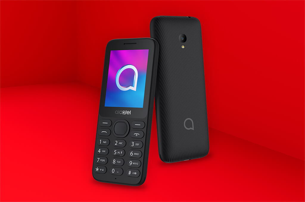 Alcatel 3080 mobile phone