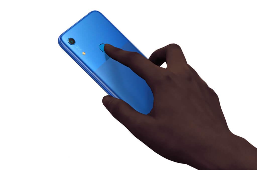 Huawei Y6S mobile phone