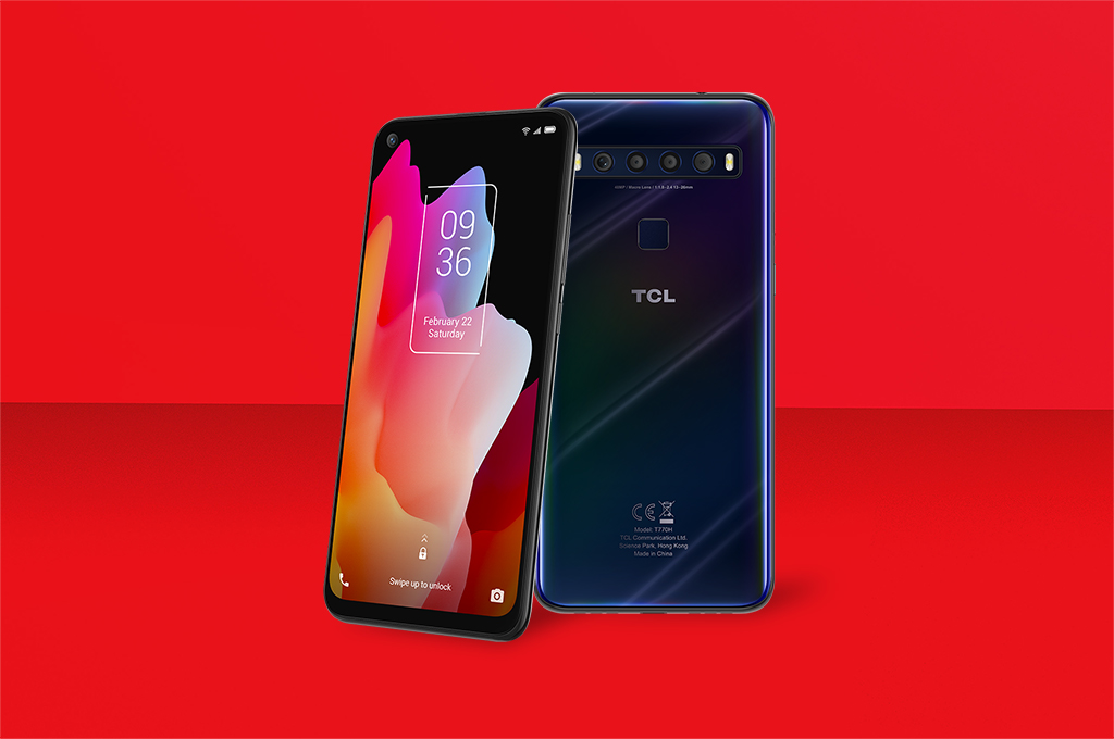 TCL 10L on Pay as you go