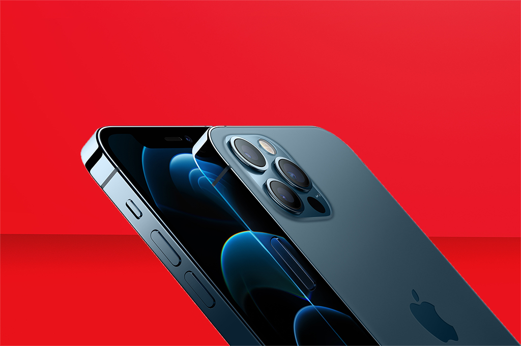 iPhone 12 Pro and iPhone 12 Pro Max cameras