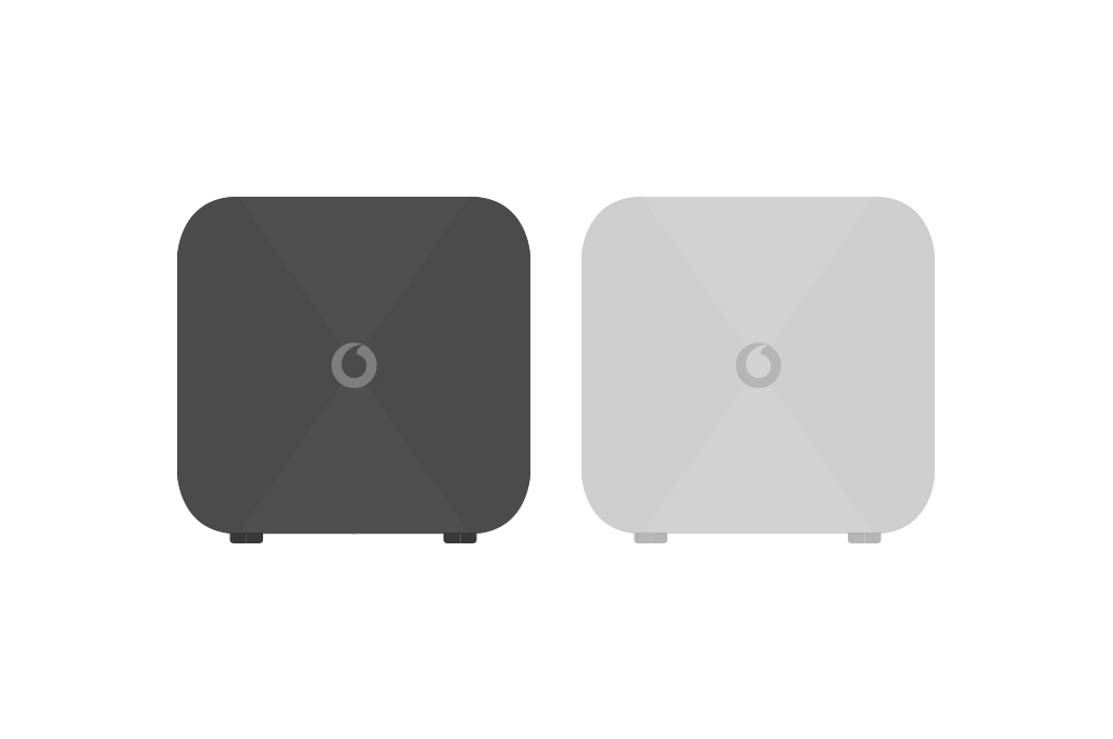 VOX 2.5 router