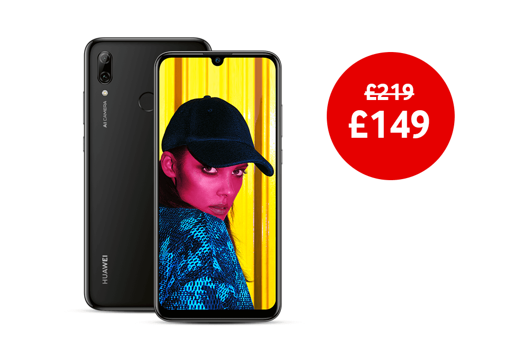 Huawei P smart 2019 for £149