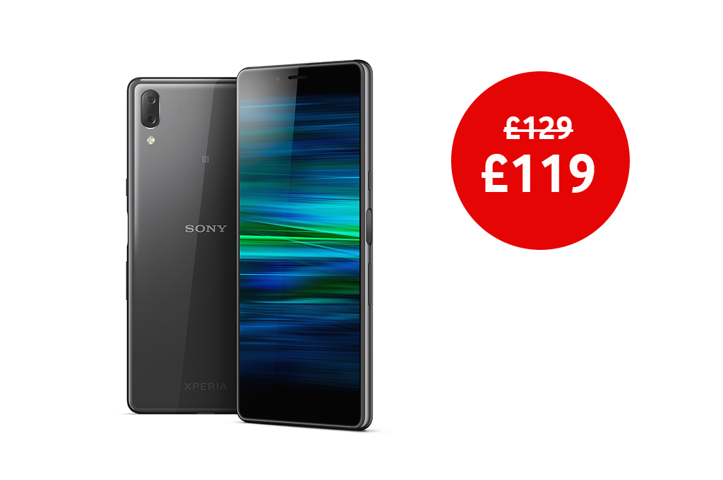 Sony Xperia L3 for £119