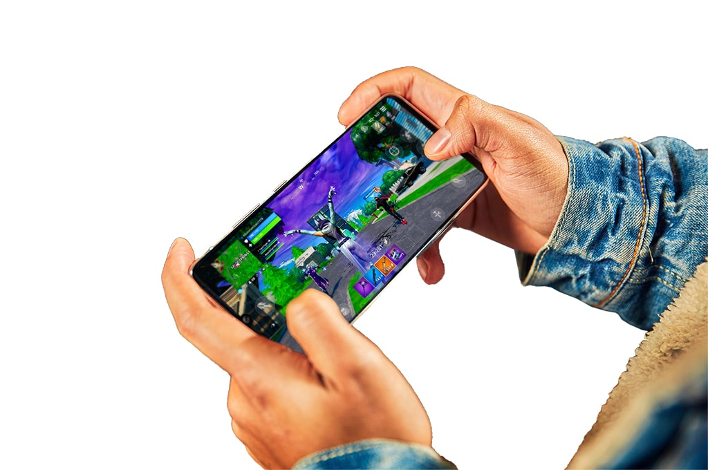 Gaming on the Samsung Galaxy A90 5G