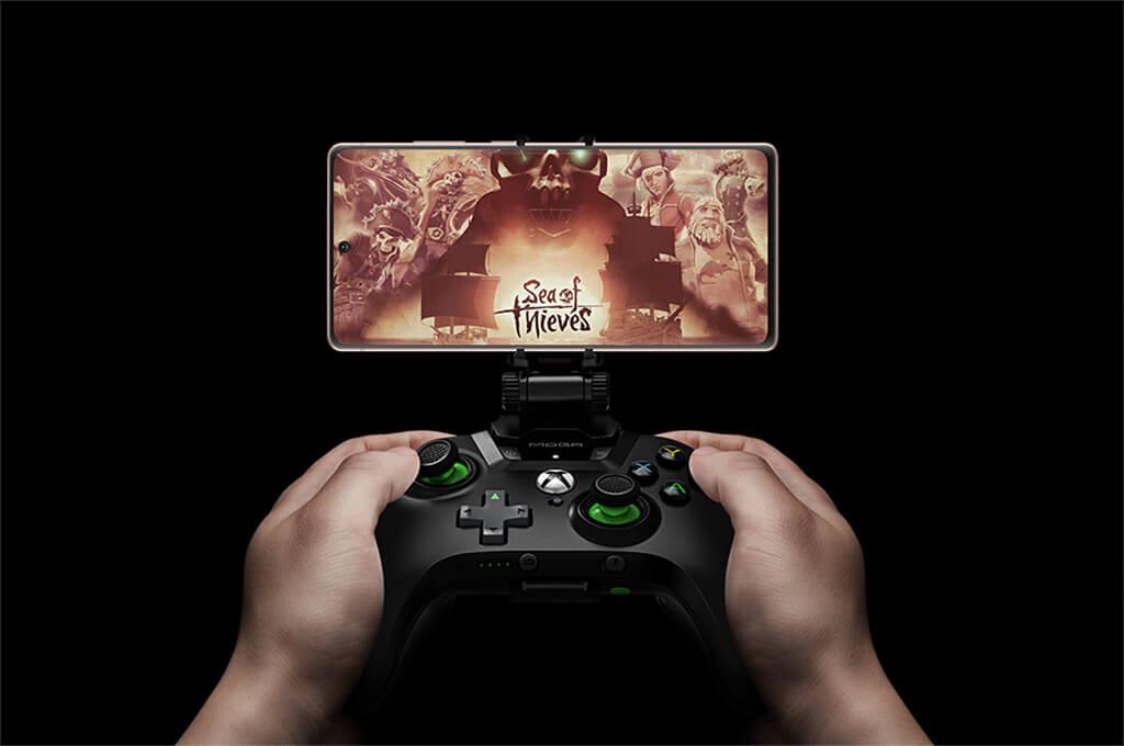 Gaming on the Note20 5G