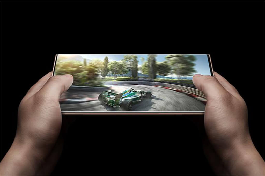 Gaming on the Note20 Ultra 5G