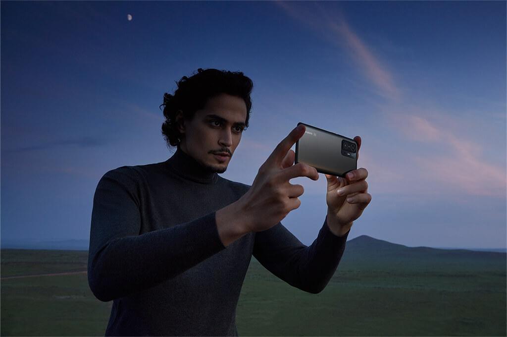 Xiaomi 11T Pro camera