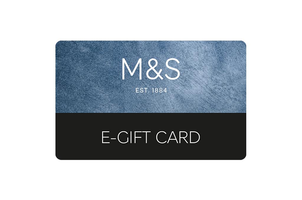 1x £500 Marks & Spencer E-Gift Card