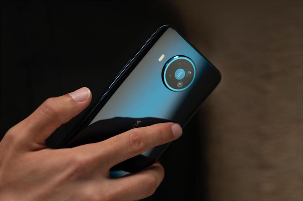 Nokia phone cameras