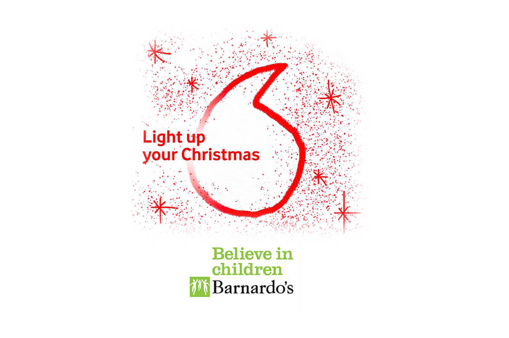 Light Up your Christmas, Believe in children Barnardo's