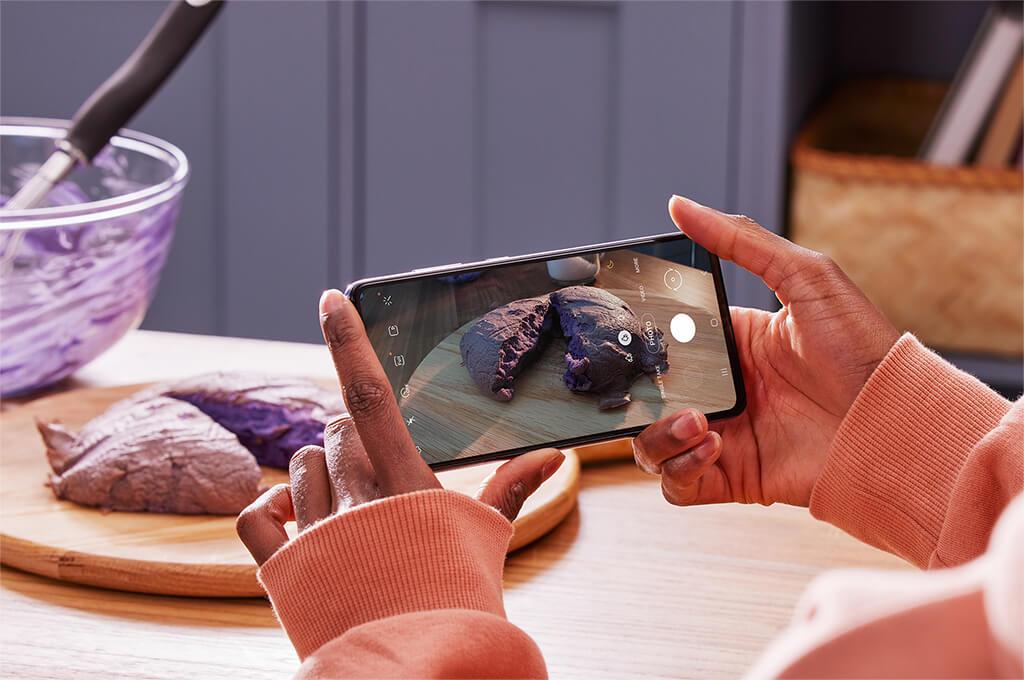 Galaxy A52 5G camera