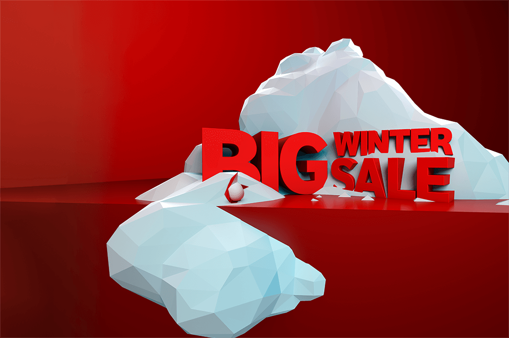Big Winter Sale deals