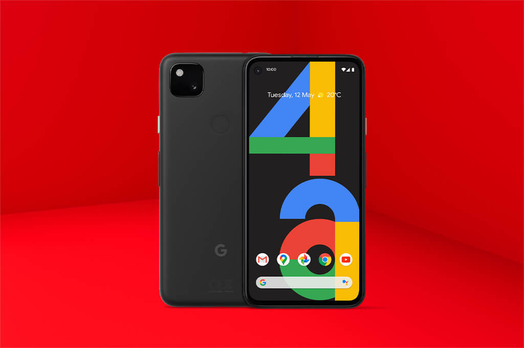 Get the Google Pixel 4a at a great price