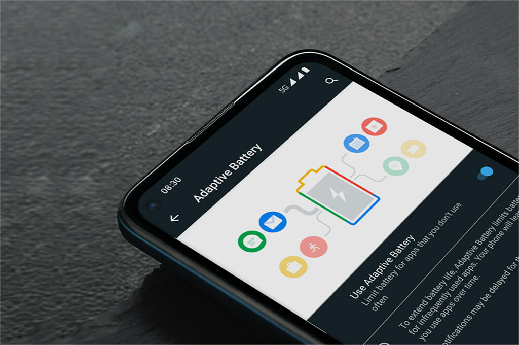 Nokia phone battery power