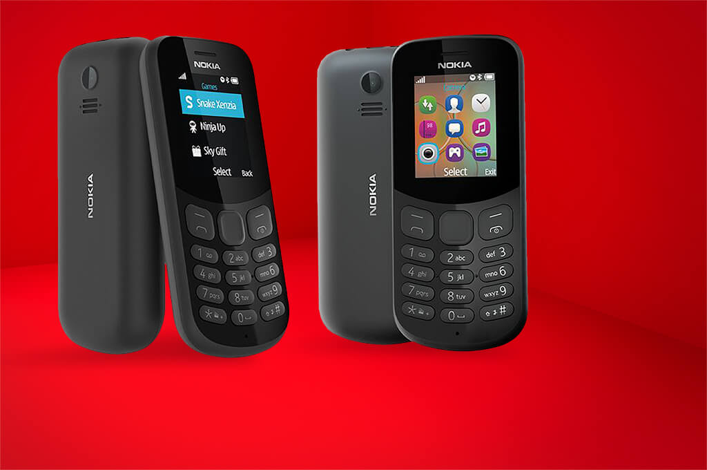 Nokia phones with big buttons