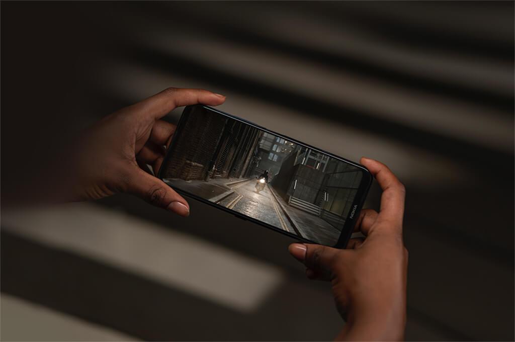 Gaming on Nokia phones