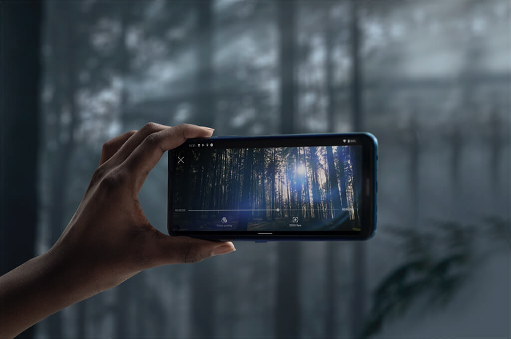 Nokia camera and video effects