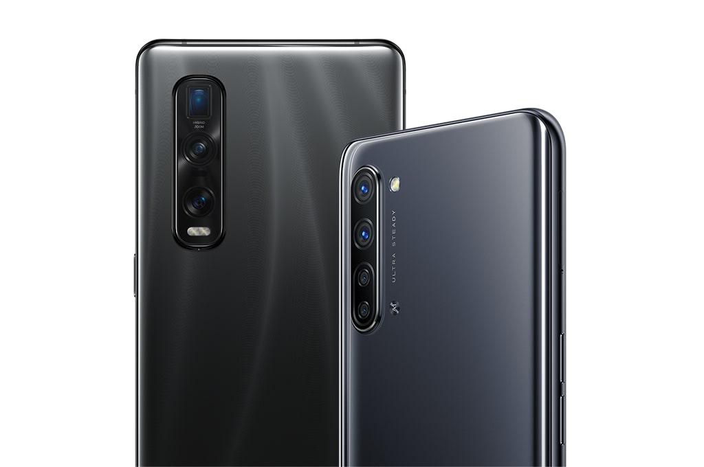 OPPO phone cameras