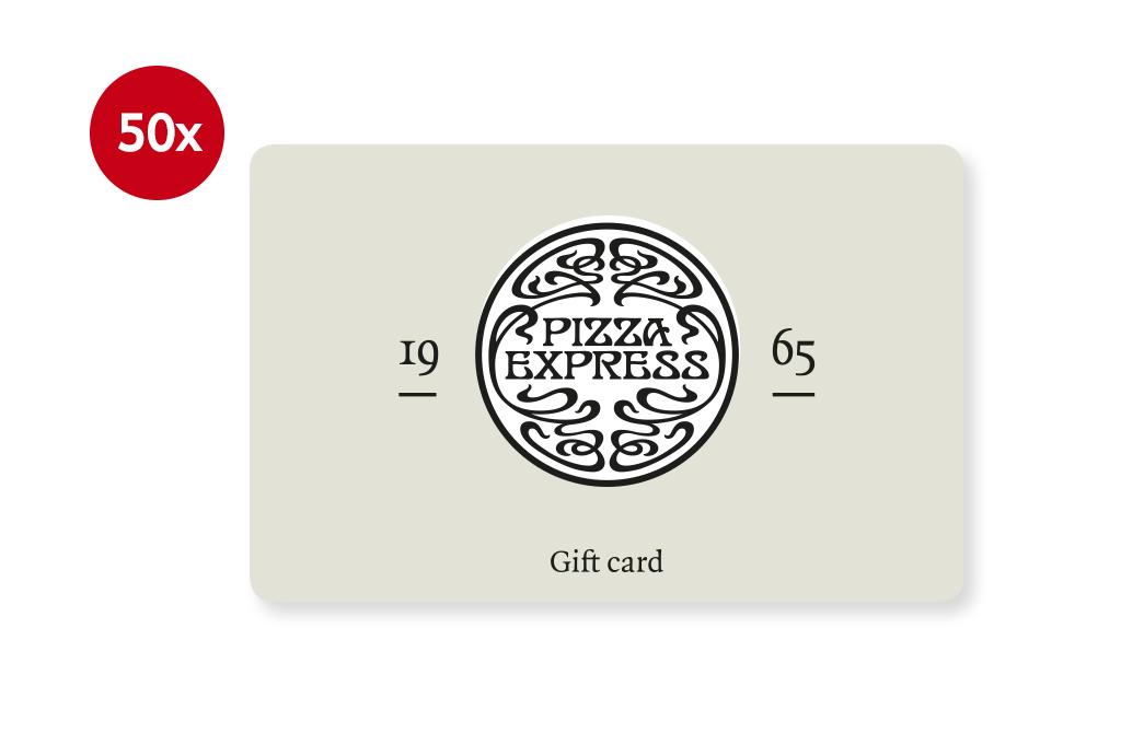 PizzaExpress eGift Card