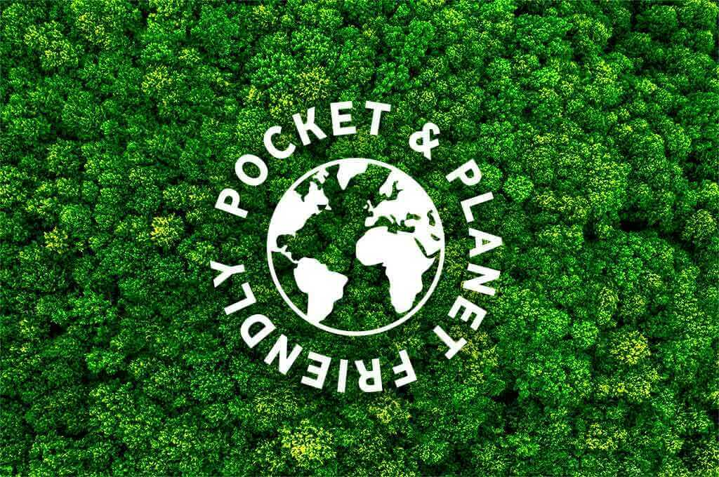 Pocket and planet-friendly