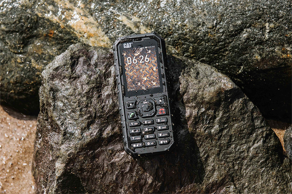 Cat B35 for hiking