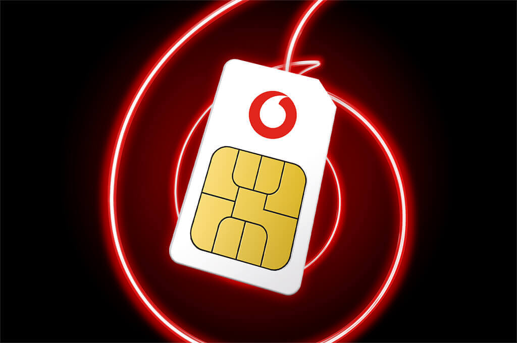 Unlimited SIM only