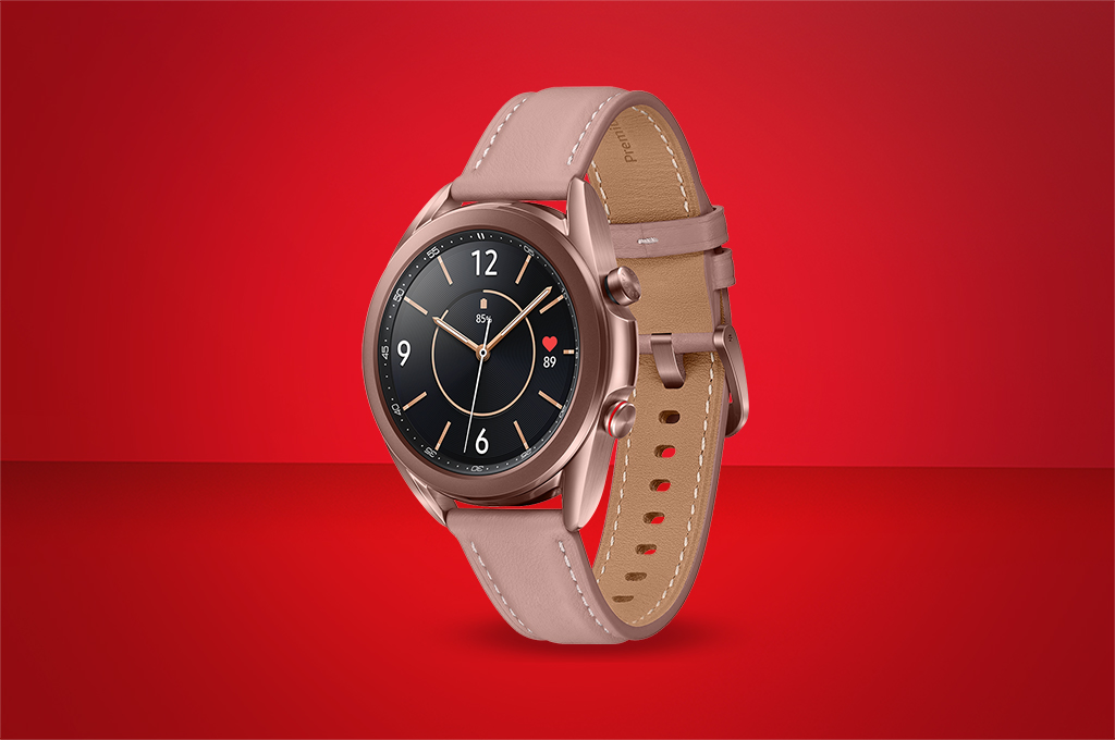 Galaxy Watch and Vodafone OneNumber