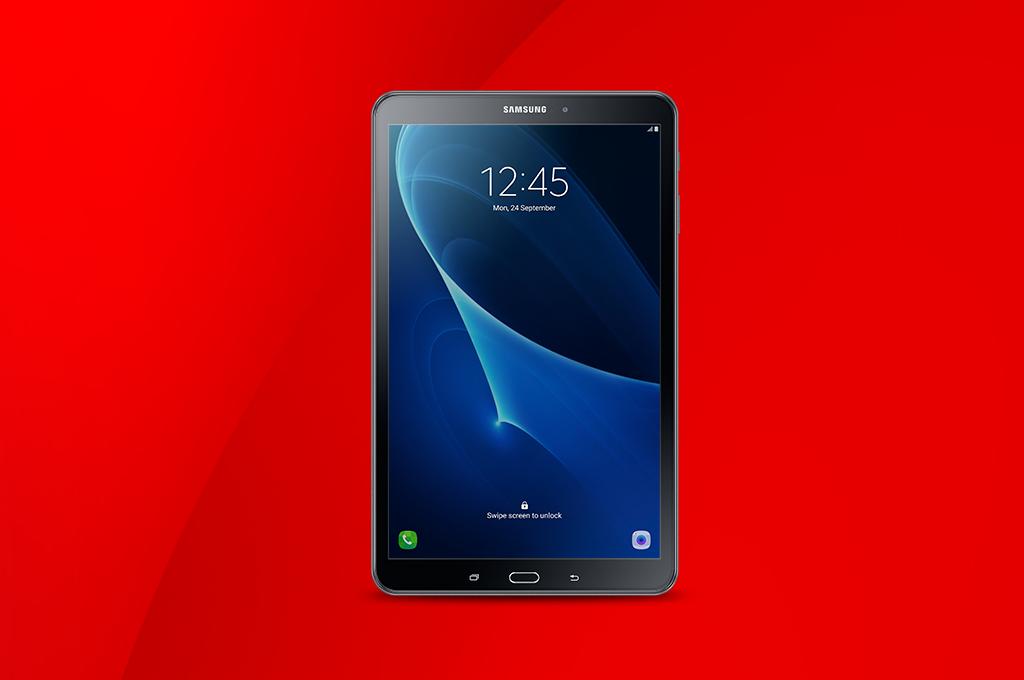 Samsung Galaxy tablets