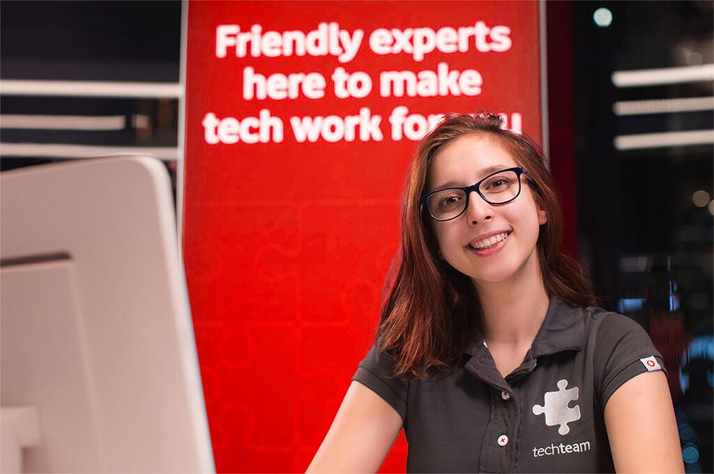 Tech Team expert