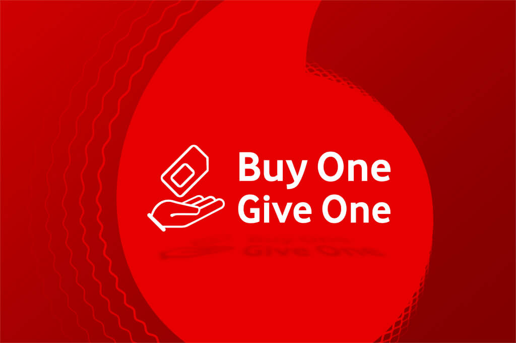 Find out more about Buy One Give One