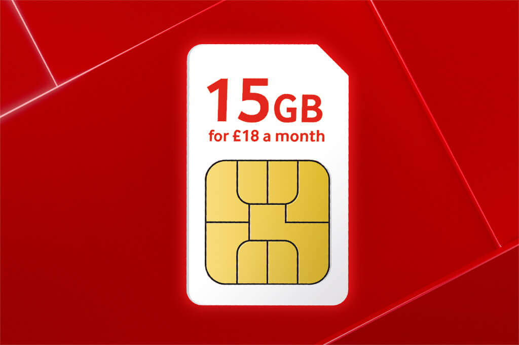 15GB SIM Only deal