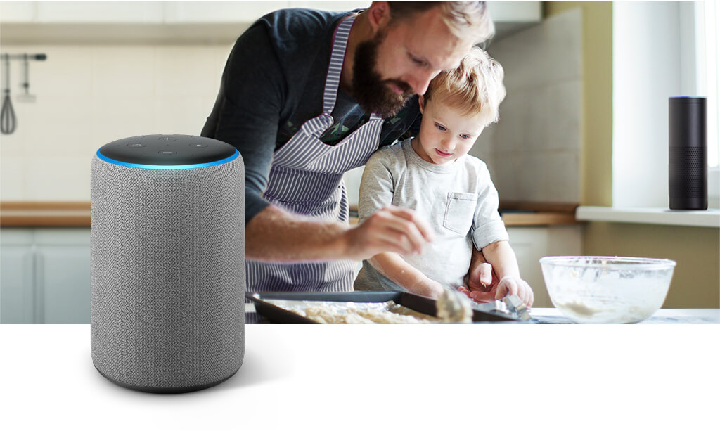 EchoPlus hands free calling