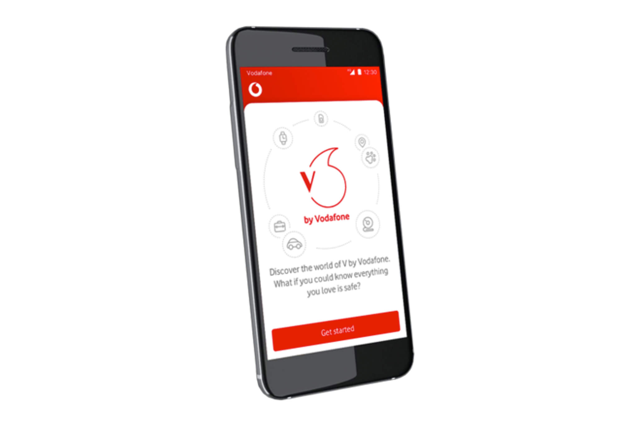 V by Vodafone - Smart devices from Vodafone