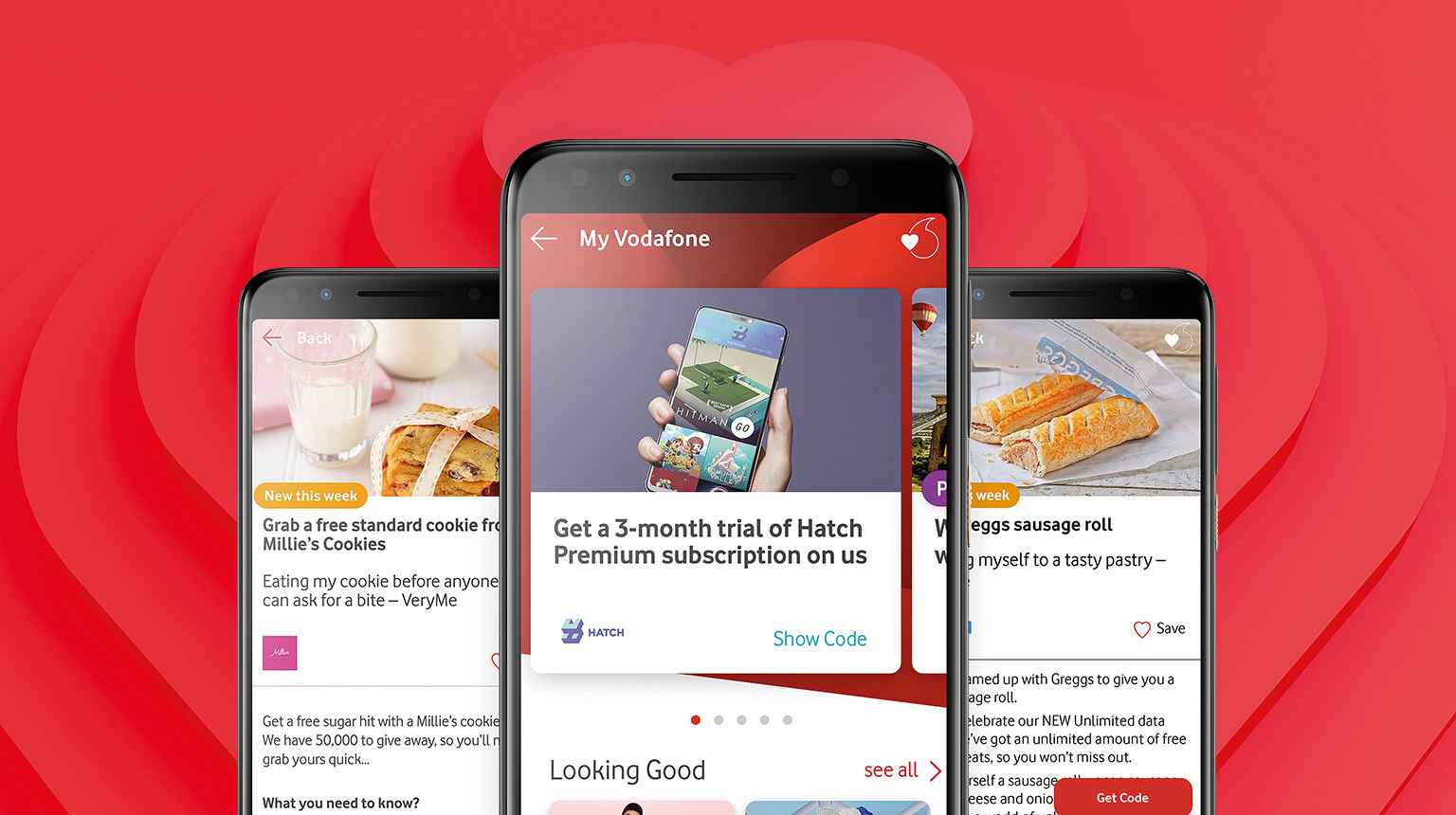 VeryMe Rewards from Vodafone
